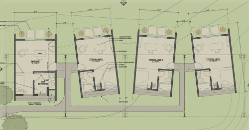 Architectural Drawings: 10 Cabin Plans for Minimalist Living - Architizer Journal