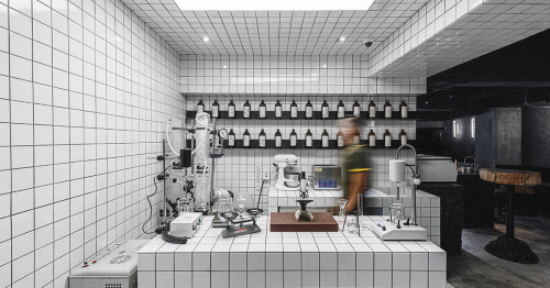 PENICILLIN - the first closed-loop sustainable bar in Hong Kong // COLLECTIVE
