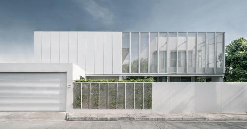 White Canvas // ACA Architects