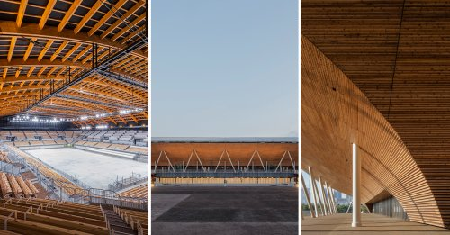 Game On: These Stadiums Scored Podium Finishes at the A+Awards