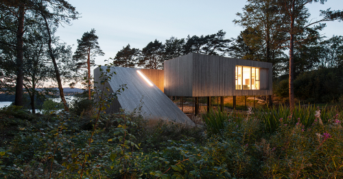 Villa Grieg // Saunders Architecture