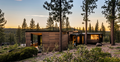 Viewfinder House // Faulkner Architects