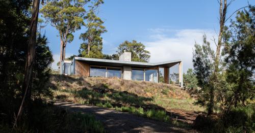 Darkwood Residence // Cumulus Studio