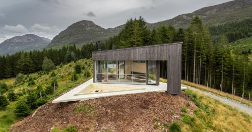 Viewpoint Vaulalia // Bergersen Arkitekter AS