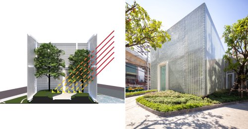 Gorgeous Glass: 5 Architectural Projects Illuminated By Glass Block