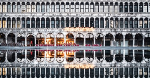 Why the World's Best Architectural Photographers Embrace Repetition in Composition