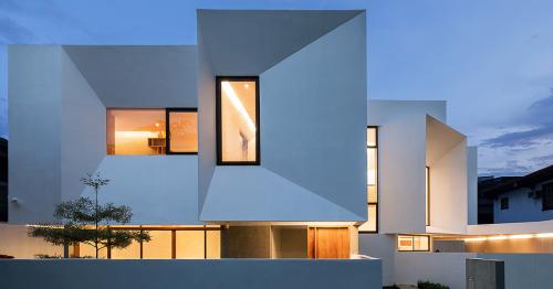Viewpoint House // Jim Caumeron Design