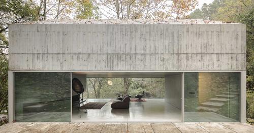 Casa na Caniçada // Carvalho Araújo