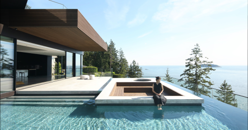 BlackCliff House // McLeod Bovell Modern Houses