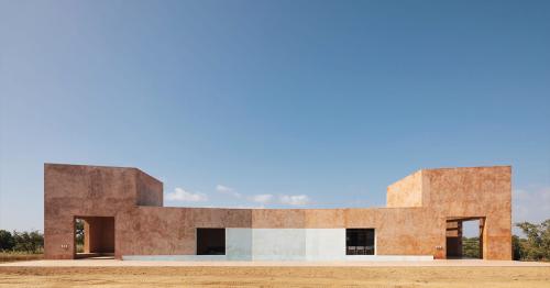 Casa Azul // Bak Gordon Arquitectos