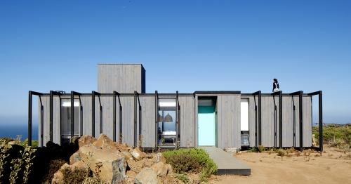 Tunquen House // Masfernandez Arquitectos