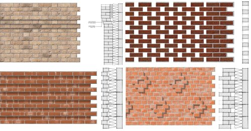 Technical Details: An Architect's Guide to Brick Bonds and Patterns