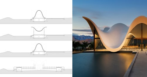 Architectural Drawings: South Africa's Rural Pavilions in Section