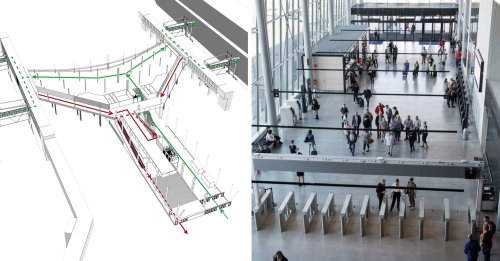 How Architects can make the Journey part of the Destination