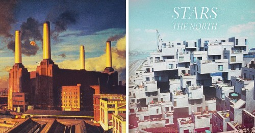 15 Classic Album Covers Featuring Iconic Architecture - Architizer Journal