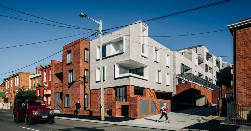 Goulburn Street Housing // Cumulus Studio