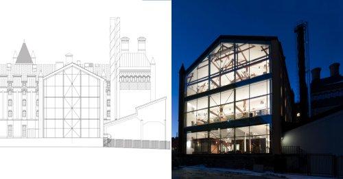 Industrial Reuse: 8 Forgotten Factories Repurposed as Memorable Architecture