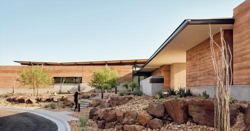 Horizon House // Lake Flato Architects