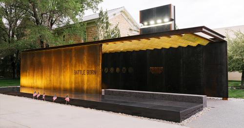 Battle Born: Memorial to Nevada's Fallen Warriors // PUNCH