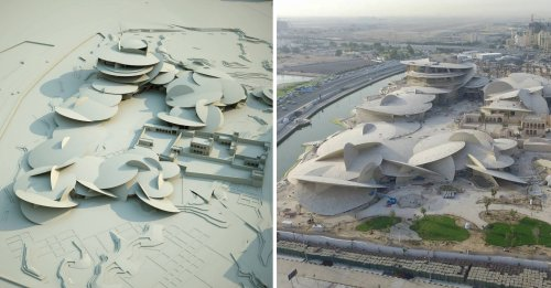 Architectural Details: Jean Nouvel's National Museum of Qatar - Architizer Journal