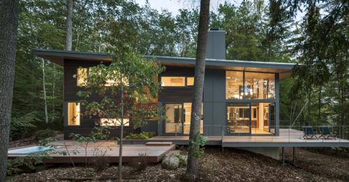 Shoreline dwelling // Murdough Design