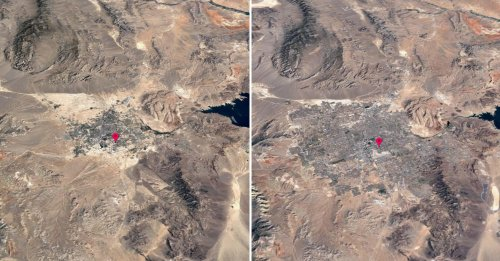 Watch the Dramatic Evolution of Cities Unfold Using Google Earth's New 'Time Travel' Feature