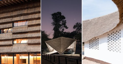 Hay Fever: Thatch Roof Architecture for the 21st Century