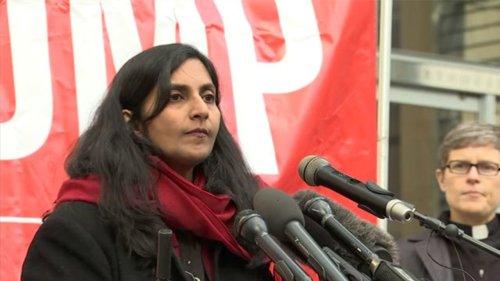Seattle councilmember Kshama Sawant acknowledges violation of ethics code