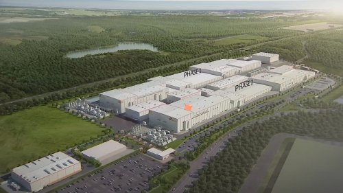 Kemp tours new battery plant that aims to create thousands of jobs in Georgia