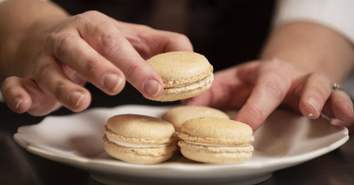 Macaron master class: A step-by-step recipe from Bisous Bisous Patisserie in Dallas