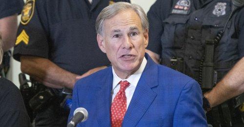 Anti-Trump group TV ad blasting Texas Gov. Greg Abbott pulled before start of UT-Rice football game
