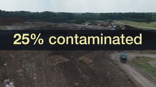 Recycling challenges: human error, demand create issues in Chatham County