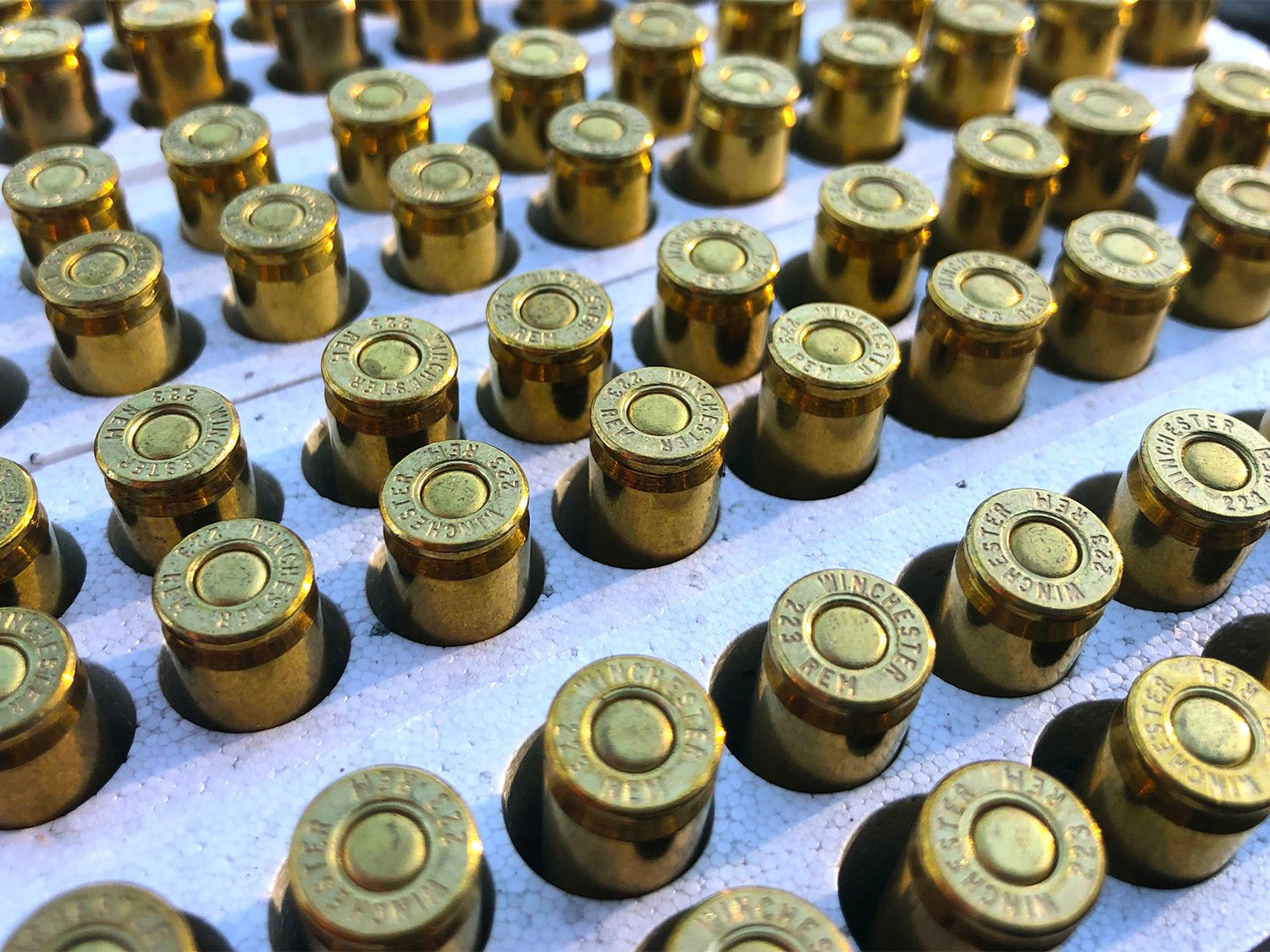 Why you can't buy ammo right now