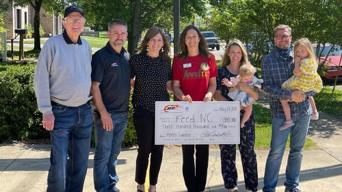Dale Earnhardt Jr. honors late mother with $300K donation to FeedNC