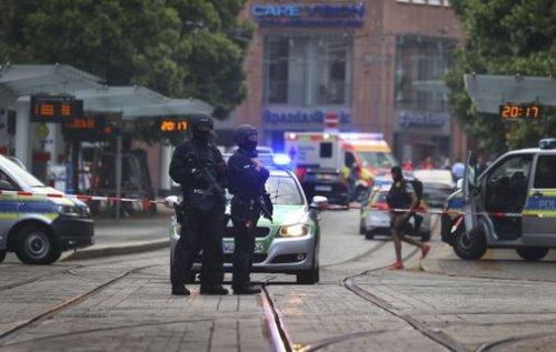 Several killed in knife attack in German city of Wuerzburg, police say - The Boston Globe