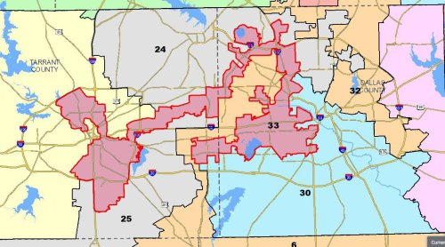 Texas House finalizes gnarled U.S. House map that gives GOP bounty from decade of Hispanic growth