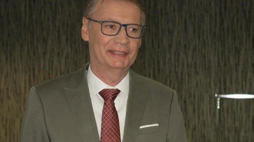 Günther Jauch hat seine Corona-Infektion überstanden: So geht es dem Moderator jetzt