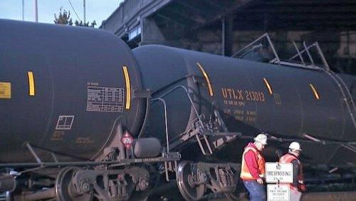 Whatcom County train derailment was 'no accident': retired NTSB investigator