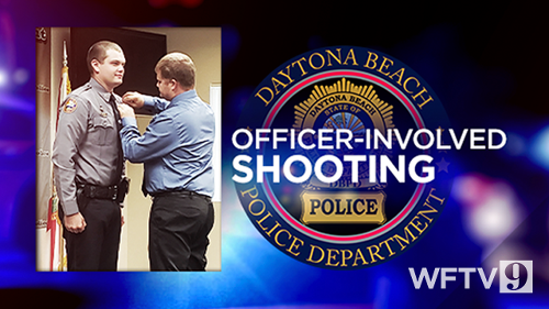 TIMELINE: Daytona Beach police officer shot in the head identified, manhunt continues for gunman