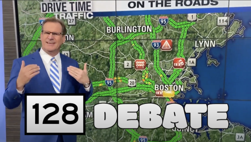 Debate over Route 128