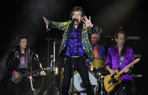 Rolling Stones announce rescheduled tour date for Charlotte