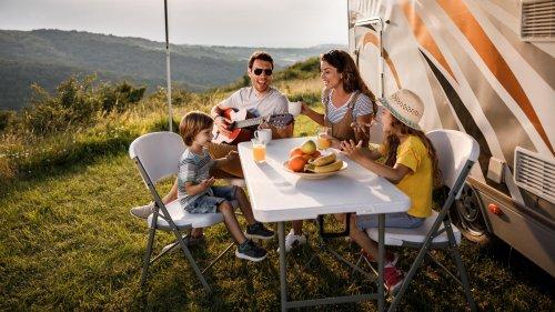 Einfach mal raus: Campen in Deutschland