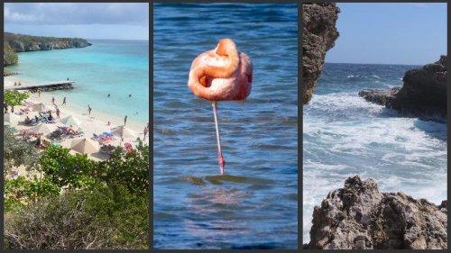 All West Beach Hopping on the Island of Curacao