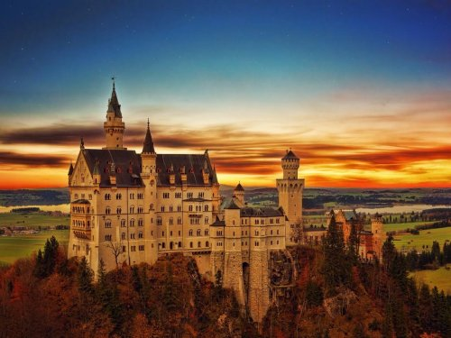 Are these Castles in Germany on your Travel Radar?