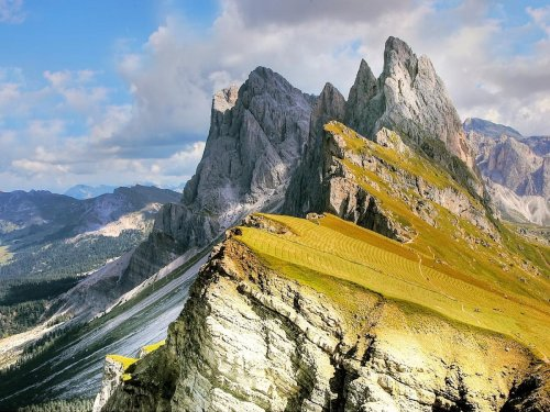 The World's Most Beautiful Mountains