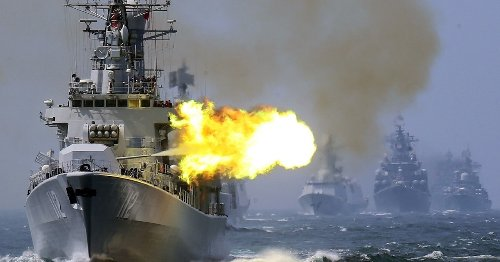 China's navy has more ships than the US. Does that matter?