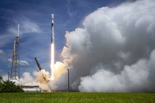 Space Force launches fifth GPS III satellite for more secure positioning