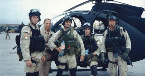 JSOC's former top enlisted soldier is one of 60 'Black Hawk Down' award upgrades