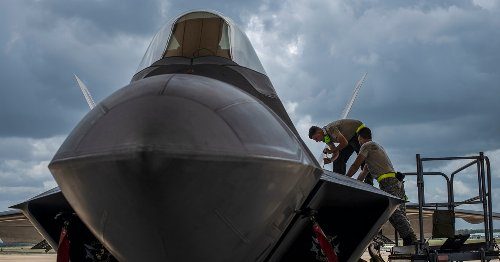 'A perfect storm': Airmen, F-22s struggle at Eglin nearly three years after Hurricane Michael
