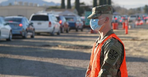 DoD looking improve pay for Guard, Reserve troops